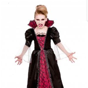 Other - Victorian Vampiress Costume - Tween